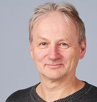 SIFO-forsker Christian Poppe står bak undersøkelsen sammen med kollega Elaine Kempson. (Foto: Eivind Røhne)