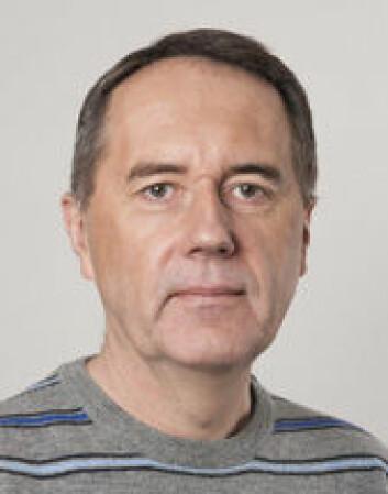 Bjørn Olav Utvik er forsker ved Universitetet i Oslo. (Foto: UiO)
