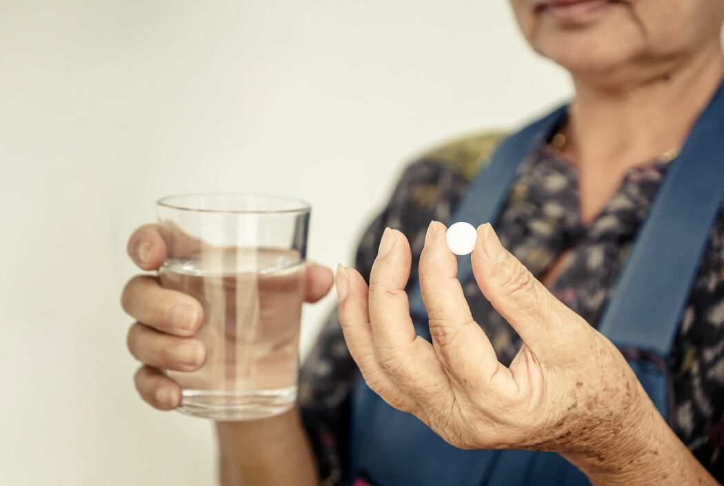 Unødvendig for friske å forebygge hjerteinfarkt med aspirin