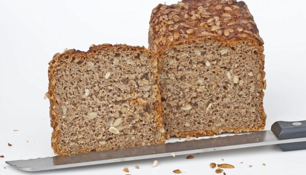 Grove kornprodukter kan bedre helsa betydelig. Det er nesten slik at jo mer du spiser, dess bedre er det. (Illustrasjonsfoto: Colourbox)