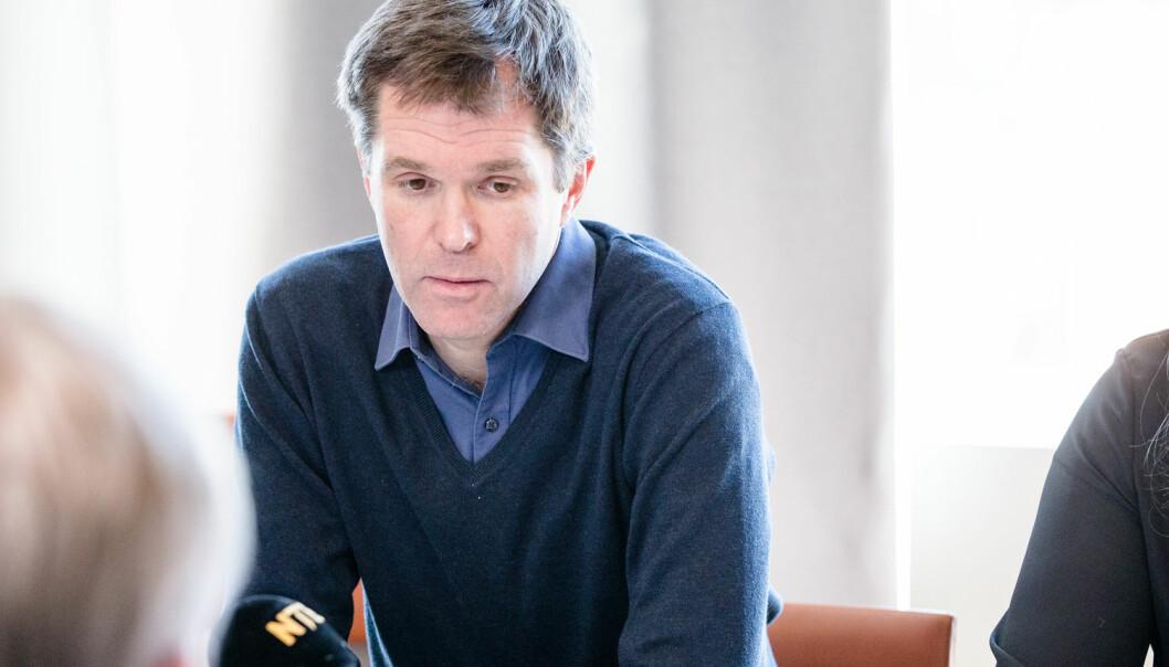 John-Arne Røttingen blir ny direktør for Forskningsrådet