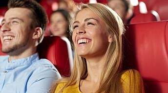 Vitser blir morsommere når det blir lagt på kunstig latter