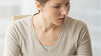 Unge kvinner tror mindre på flaks i karrieren