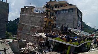 Fortsatt spenninger i bakken etter siste jordskjelv i Himalaya