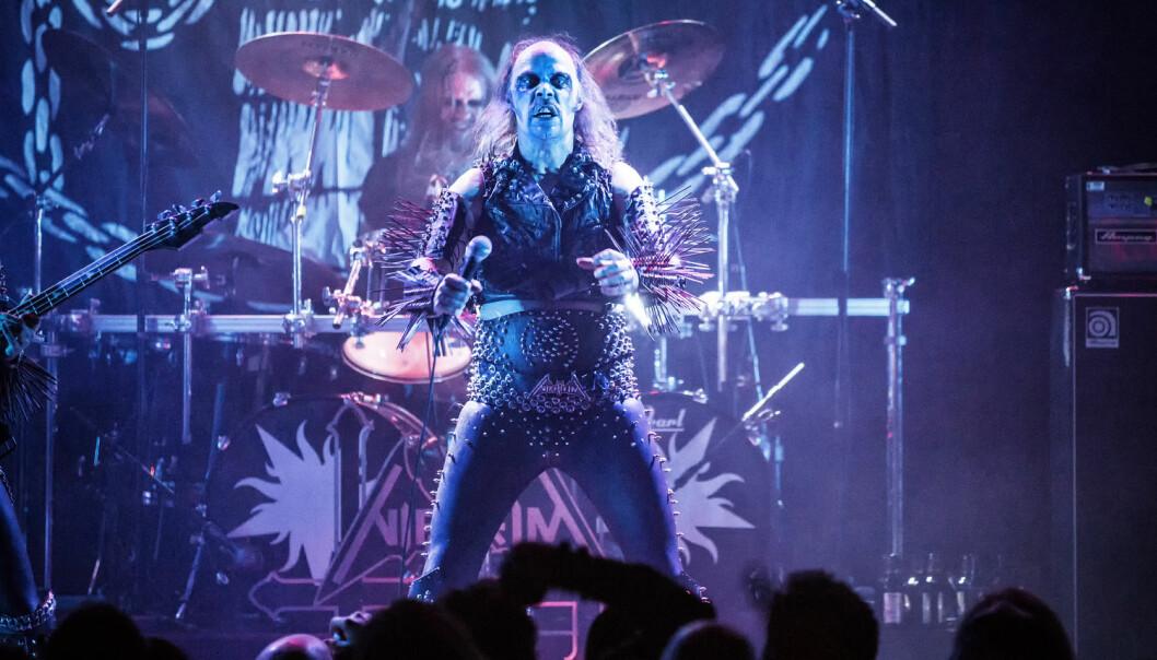 En doktorgradsavhandling skal undersøke ideologien som ligger bak uttrykket i black metal-musikk og medienes dekning av sjangeren.  (Foto: Terje Dokken, Gonzales Photo, NTB scanpix)