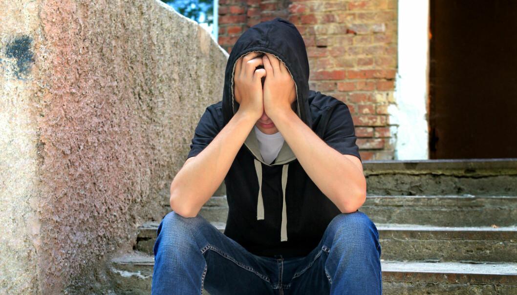Opp mot 50 prosent av alle overgrep som begås mot barn, begås av en ung overgriper. (Foto: Sabphoto, Shutterstock, NTB scanpix)