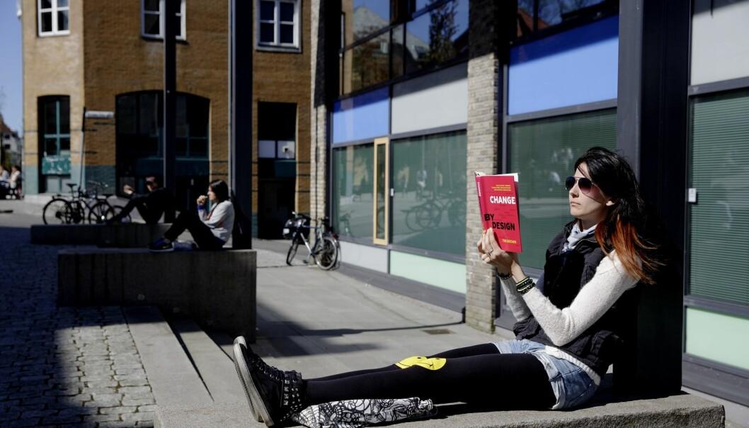 Norske forskningsmyndigheter vil gjerne ha mer utveksling av studenter mellom Japan og Norge, som et ledd i å forbedre forskningen. (Foto: SIU)