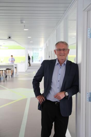 - Det har skjedd en omfattende utvikling internasjonalt, som setter samfunnsansvarlig forskning og innovasjon (Responsible Research and Innovation, RRI) på dagsorden, sier direktør i Forskningsrådet, Arvid Hallén. (Foto: Elin Fugelsnes)
