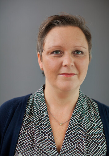 Oda Eirin Lauvset i Datatilsynet mener det ikke er en utbredt problematikk at personvernreglene hindrer forskning på ekstremisme. (Foto: Datatilsynet)