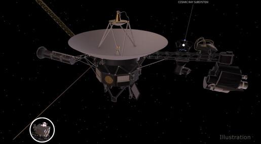 Vanskelig valg for Voyager-teamet