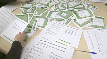 Er det noen vits i å stemme om å slå sammen kommuner?