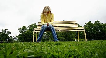 Mener forskerne overvurderer hvor mange som er deprimerte
