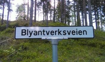 Jakten på Norges eldste grafittgruve