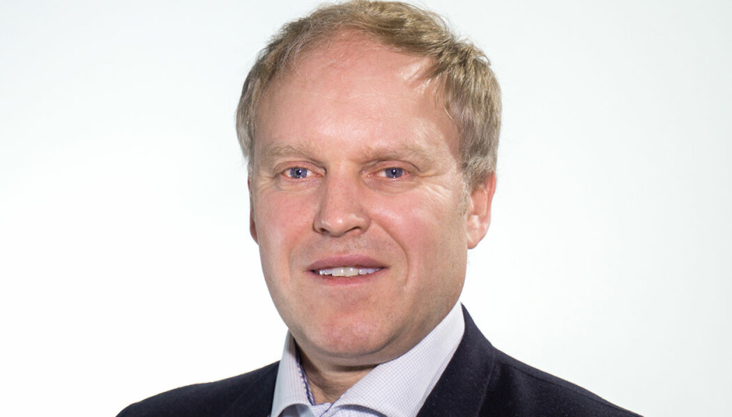 Bokaktuell: Roger Helde, førstelektor ved Nord universitet. (Foto: Roger Grostad).