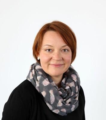Hege Andreassen er prosjektleder og seniorforsker. (Foto: Rune Stoltz Bertinussen, Krysspress)