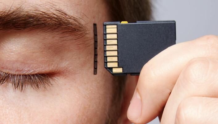 Hva er egentlig hukommelse?