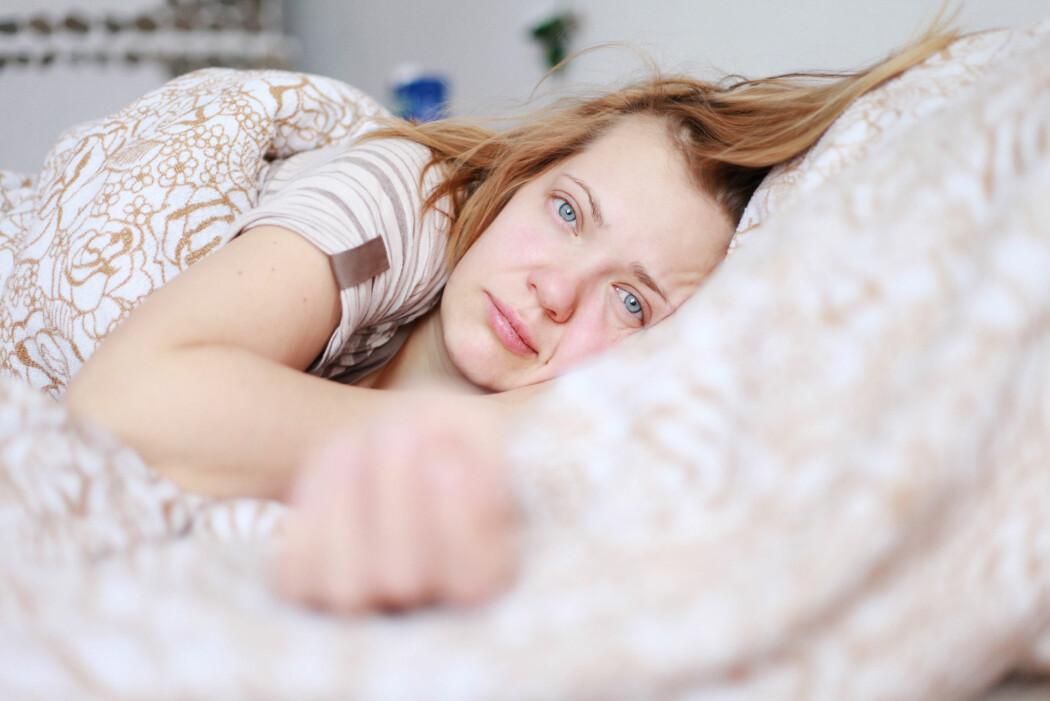 Når man har holdt seg våken i mer enn et døgn, er det veldig lett å sovne, og de fleste sover en hel natt uten å våkne. (Foto: OKcamera / Shutterstock / NTB scanpix)