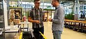Ble verdensledende på dreieverktøy med sensorteknologi