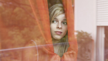 Flere kvinner sliter med ulike typer angstlidelser enn menn. Unge under 35 år av begge kjønn har også økt risiko for angst enn eldre.  (Illustrasjonsfoto: Scanpix)