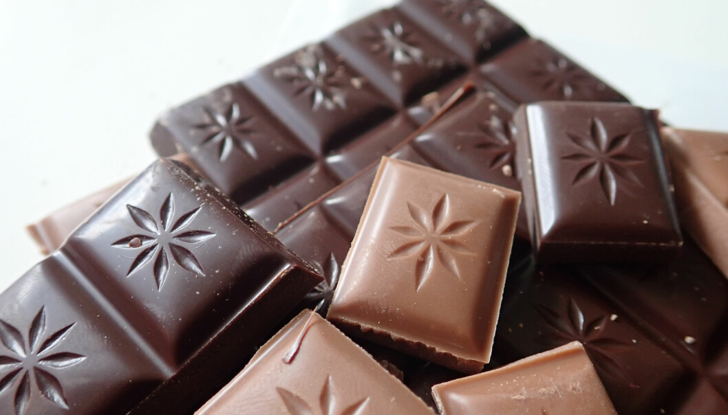 Mmmm! Sjokolade er fristende for de fleste. Men kan det være slik at den smaker enda bedre for noen av oss? (Foto: luciezr / Shutterstock / NTB scanpix)