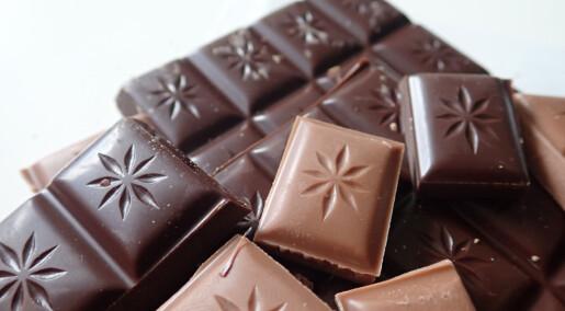 Mennesker med fedme syntes sjokoladen smakte bedre