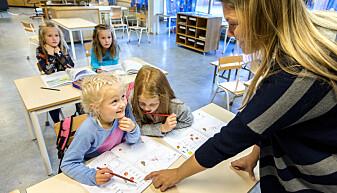 Slik kan lærerne sikre en god lesestart for alle