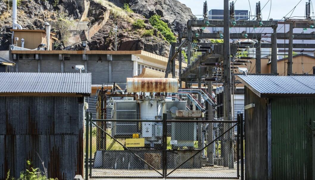 IFE har satt i gang ekstern gransking etter mistanker om juks i vitenskapsprosjekter ved Haldenreaktoren. (Foto: Ole Berg-Rusten, NTB scanpix)