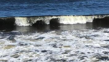 Stemmer det at hver sjuende bølge er ekstra høy?