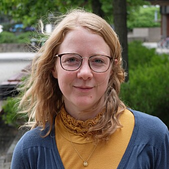 Susanne Støle-Hentschel har forsket på bølger ved Matematisk institutt på UiO. (Foto: Eivind Torgersen/UiO)