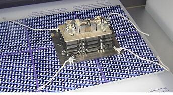 Pris til oppfinnerne av atomkraftmikroskop