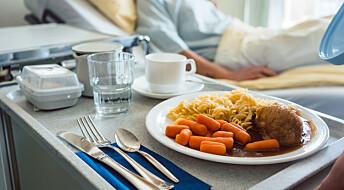 Bedre sykehusmat når kokk og sykepleier snakker sammen