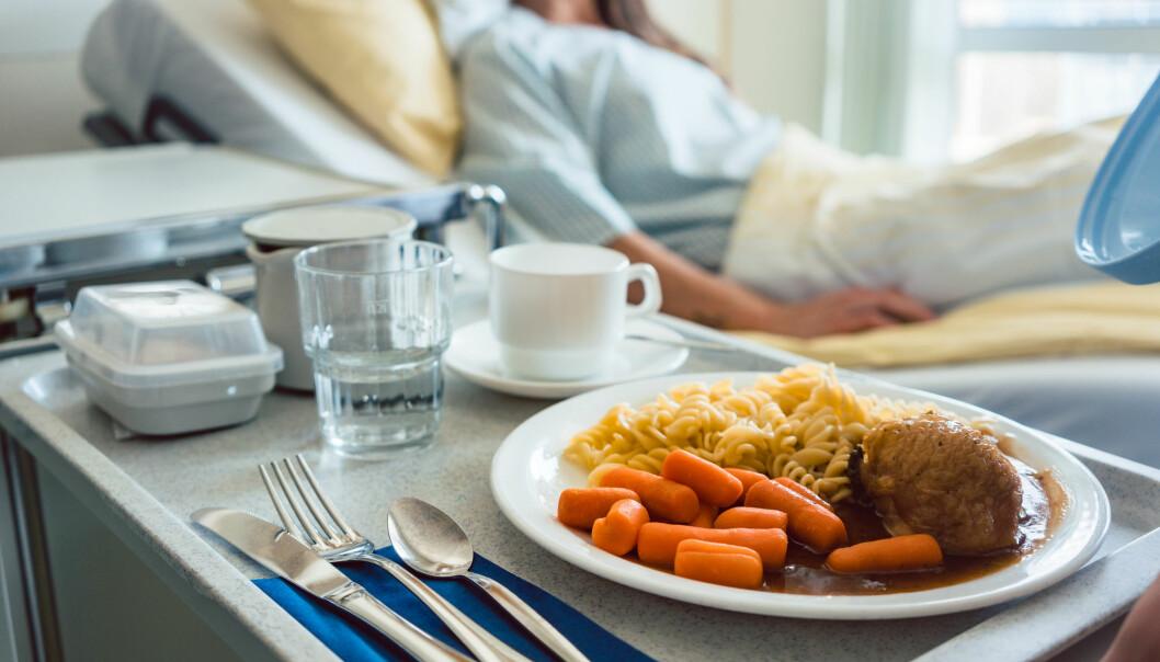 Dårlig matlyst er ofte et problem når du er syk (Illustrasjon: Kzenon / Shutterstock / NTB scanpix)