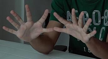 En ekstra finger kan gi deg bedre motorikk, viser ny studie. Så hvorfor har vi ikke seks fingre?