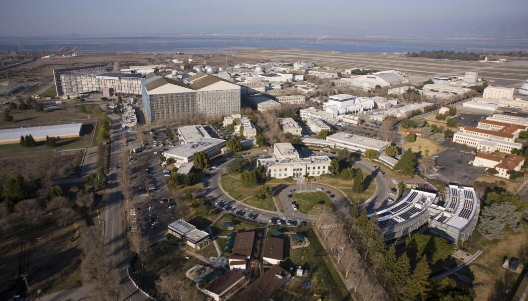 Nå kan studenter søke om stipend for å jobbe hos NASA. De som har deltatt i ordningen tidligere har jobbet ved forskningssenteret NASA Ames. (Foto: Eric James / NASA)