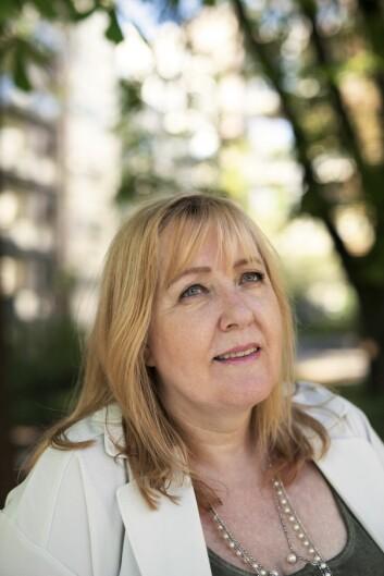 – Vi kan faktisk vokse på en traumatisk hendelse, sier Aud Misund, førsteamanuensis ved Høgskolen i Oslo og Akershus. (Foto: Sonja Balci)