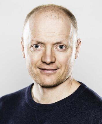 Stian Stensland. (Foto: Gisle Bjørneby)