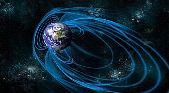 Skifte i jordas magnetfelt tok kjempelang tid