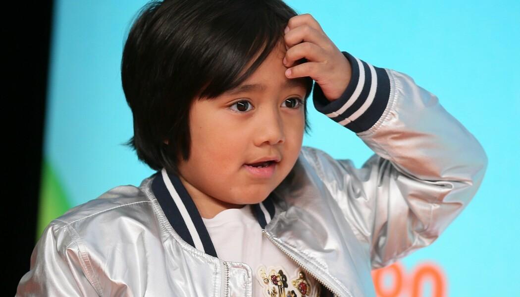 YouTube-kanalen Ryan ToysReview er en millionbusiness. Men hvor sårbare er innbringende nett-barnestjerner som ham? (Illustrasjonsfoto: REUTERS/Danny Moloshok)