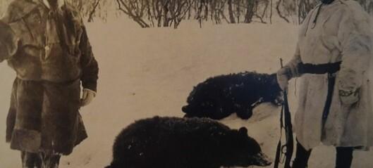Bjørnejegeren med mystikk og heltestatus