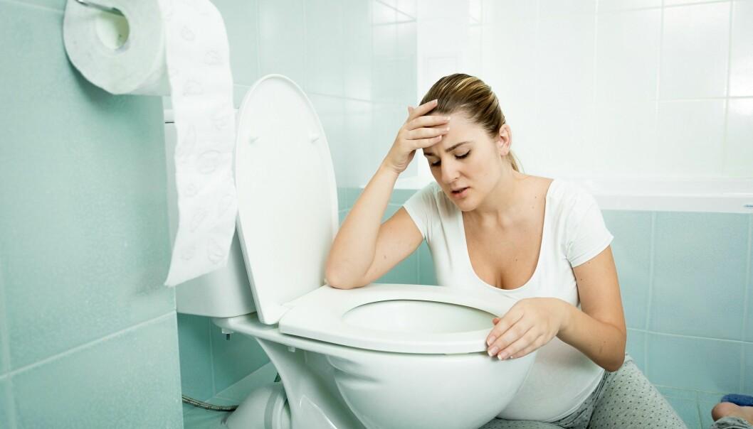 For de fleste typer kreft var det ingen økt risiko for kvinnene som hadde vært sykelig kvalme mens de var gravide. Ett unntak var skjoldbruskkjertelkreft. De som hadde hatt ekstrem svangerskapskvalme, hadde nesten 50 prosent høyere risiko for å få denne sjeldne krefttypen. (Illustrasjonsfoto: Colourbox)