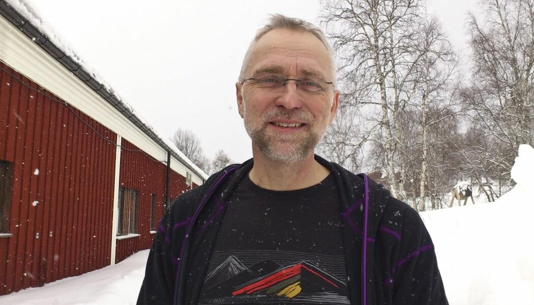 Ketil Skogens prosjekt fikk til slutt 11 millioner fra Forskningsrådet. I september setter NINA i gang arbeidet sammen med prosjektpartnerne ved NMBU, NTNU og Fridtjof Nansens institutt. (Foto: Anna-Lena Wallström, TT, NTB Scanpix)
