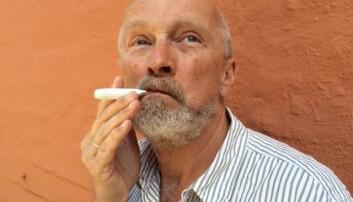 Flere røykere klarer å slutte med nikotin-inhalator
