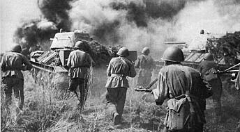 Massiv overvurdering av eget lands innsats i andre verdenskrig