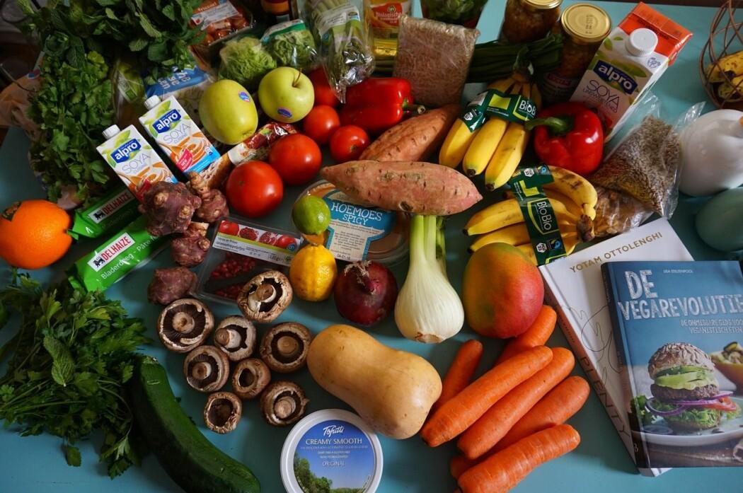 Amerikanerne vil ikke mangler næringsstoffer hvis de spiser vegansk. (Foto: Mittmac / Pixabay)
