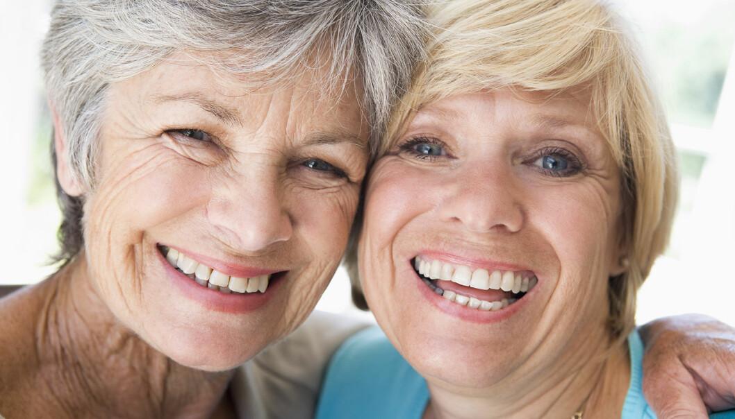 Hvordan kan eldre få bedre selvhjelpsevne?