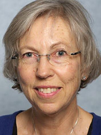 Lisa Forsén forsker på brudd og eldres helse. (Foto: Privat)