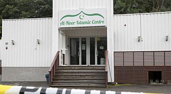 Moskéangriper skal ha blitt inspirert av Christchurch-terror