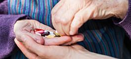 – Sykehjemspasienter med demens får for mye medisiner