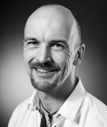 Peter Mæhre Lauritzen. (Foto: Ahus)