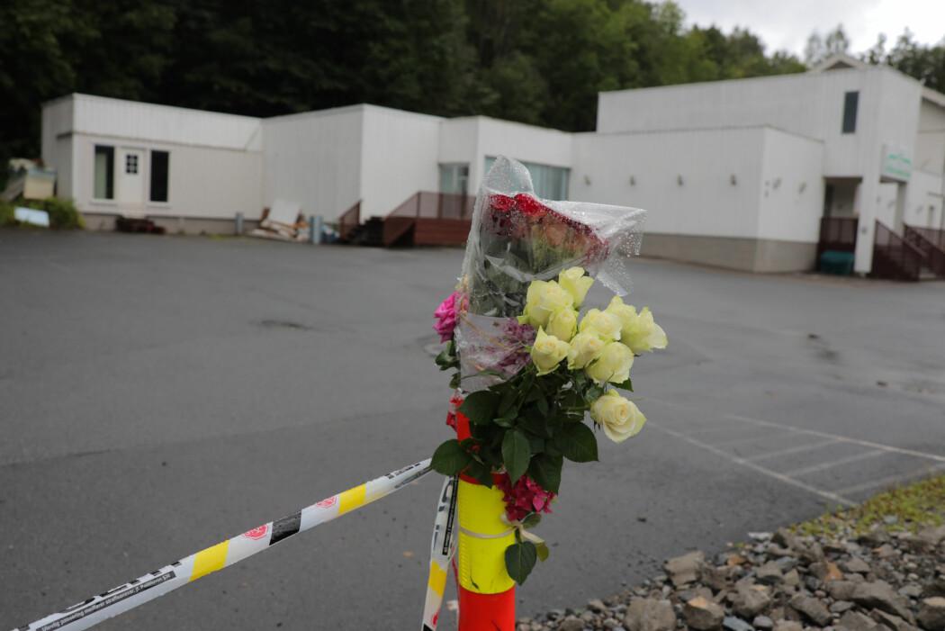 I helgen ble moskeen Al-Noor Islamic Centre i Bærum angrepet av en enslig høyreekstremist. Forskere mener det er stor sannsynlighet for lignende angrep i framtiden. (Foto: Ørn E. Borgen / NTB scanpix)